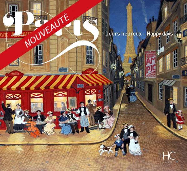 Extrait livre Paris, Jour heureux