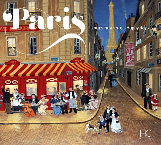 Découvrez l'extrait du livre Paris , Jour heureux