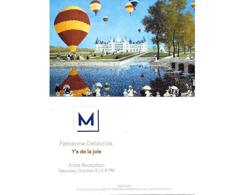M. Fine Arts Boston