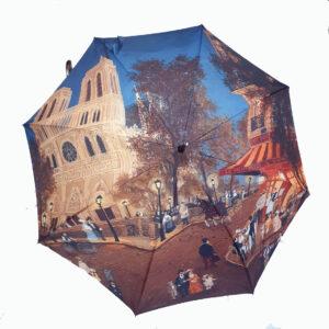 Parapluie Notre-Dame