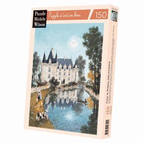 Le château d'Azay-le- Rideau